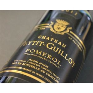 VIN ROUGE Château Feytit-Guillot - Pomerol 2015 6 x Bouteill