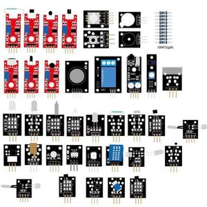 PC ASSEMBLÉ Kit de 37-en-1 Modules Capteurs V1.0 Arduino UNO R