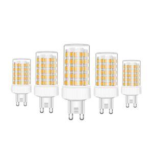 AMPOULE - LED RANBOO G9 LED 10W 800LM Blanc Chaud 3000K, 80W Amp