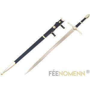 OBJET DÉCORATIF LE SEIGNEUR DES ANNEAUX - Réplique Épée ARAGORN 14