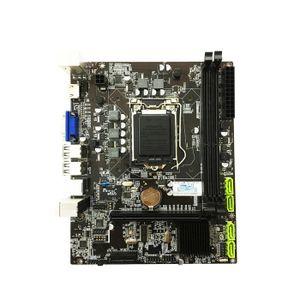 CARTE MÈRE Jingsha H55 carte mère M-ATX DDR3 LGA 1156 CPU car