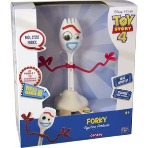FIGURINE - PERSONNAGE TOY STORY 4 Figurine personnage parlant Forky 20 c