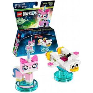 FIGURINE DE JEU LEGO Dimensions du bâtiment Toy Paquet PV2CX