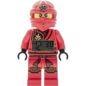 ROBOT - ANIMAL ANIMÉ Reveil digital figurine ninjago kai lego