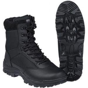 BOTTINES - BOOTS Mil-Tec Swat Combat Bottes Noir