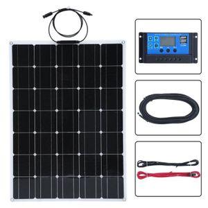 KIT PHOTOVOLTAIQUE Kit panneau solaire monocristallin 150W