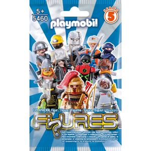 FIGURINE - PERSONNAGE PLAYMOBIL 5460 Figurines Garçon Série 5