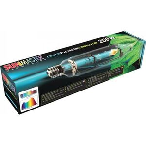 Eclairage horticole Ampoule MH 250W Cool Halide Deluxe - SUNMASTER