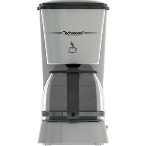 CAFETIÈRE TECHWOOD TCA-687 Cafetière filtre - Gris