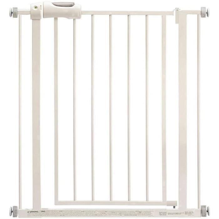 QIANDA Barriere Securite Porte Escalier Bebe Protecteur De Barrière for Enfants sans Perçage Fort Et Sécurité Toutes Les Large[179]