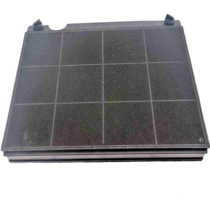 Filtre charbon TYPE 15 (230x210x30mm) pour Hotte ARISTON HOTPOINT, ART