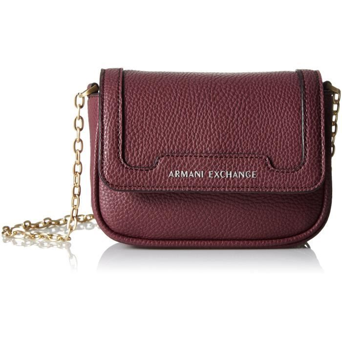 A|x Armani Exchange chaîne Crossbody L35D8