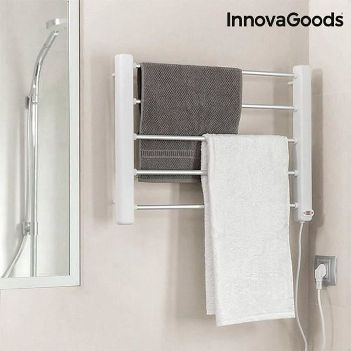 Noble Aluminium serviette support patères serviette salle de bains Bain