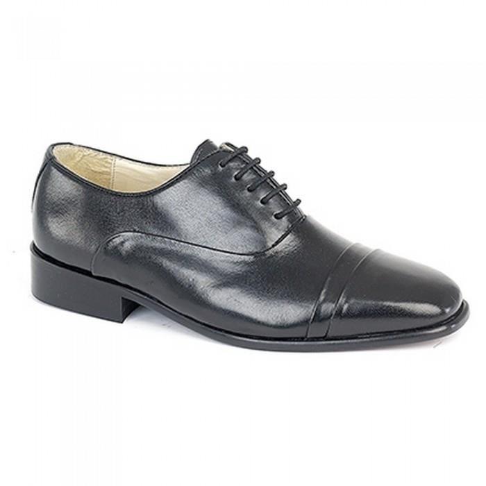 ville cuir en de Homme Chaussures Montecatini 54ARLjq3
