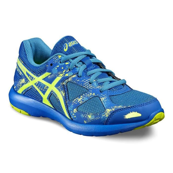 asics gel lightplay gs bleu