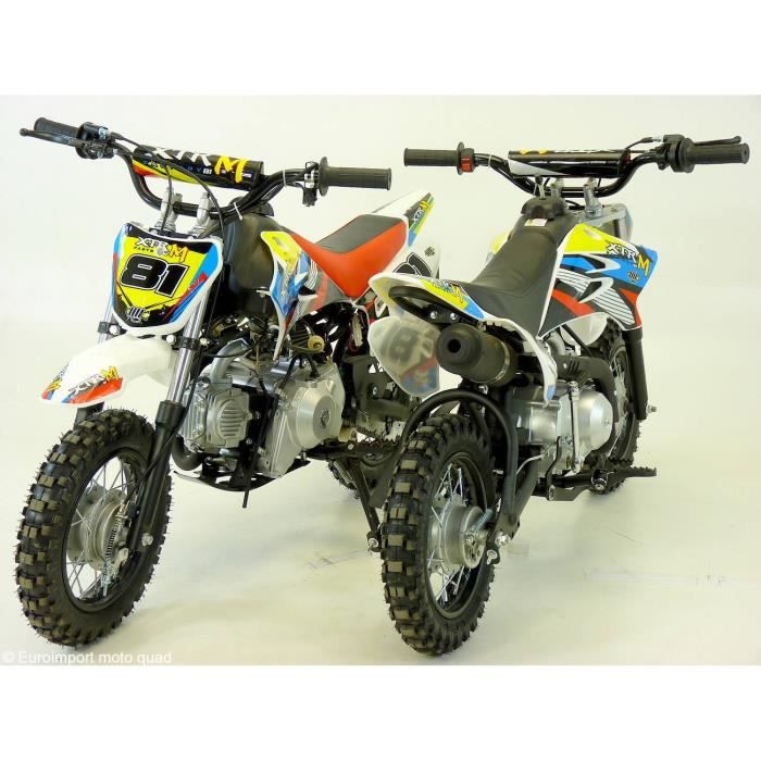 mini dirt bike 90cc 4t auto achat vente moto mini dirt bike 90cc 4t auto cdiscount. Black Bedroom Furniture Sets. Home Design Ideas