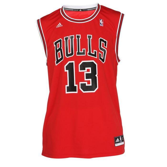 adidas maillot de basket joakim noah 11 homme achat vente maillot polo adidas maillot de. Black Bedroom Furniture Sets. Home Design Ideas