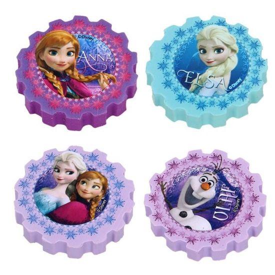 Rentr/ée Fourniture Scolaire Lot 4 Gommes Princesse Disney Arielle 346