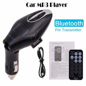 TRANSMETTEUR FM Chargeur de voiture sans fil Bluetooth Kit mains l