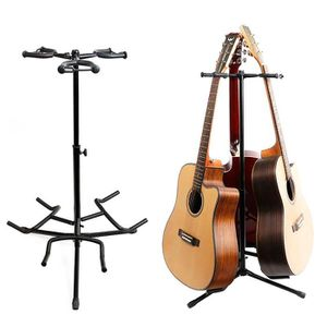 PIED - STAND Stand guitare multifonctionnel portable