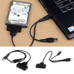 CÂBLE E-SATA Version for 2.5 and 3.5 inch -  Usb 2.0 Vers Ide S
