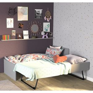 lit gigogne achat vente lit gigogne pas cher cdiscount. Black Bedroom Furniture Sets. Home Design Ideas