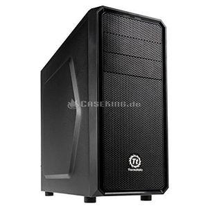BOITIER PC  CASE THERMALTAKE VERSA H25 MIDI TOWER BLACK CA-1C2
