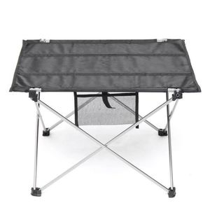 Bo-Camp Camping Cuisine XL Gamme Armoire Tissu Commode Caravane Table Grand Pliable