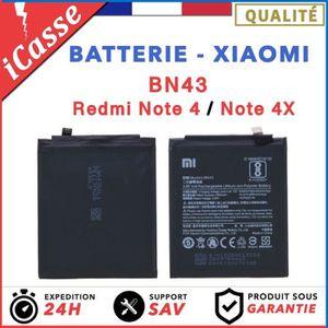 ECRAN DE TÉLÉPHONE Batterie Xiaomi BN43 - Redmi Note 4 / Note 4X - 40