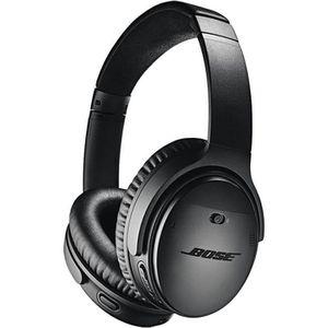 CASQUE - ÉCOUTEURS Bose QC35 II Wireless Headphones Noir Casque audio