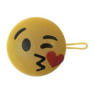 ENCEINTE NOMADE CABLING® Haut parleur Bluetooth Emoticon Micro-USB