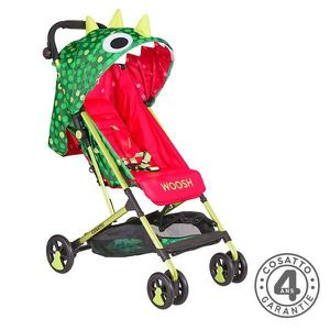 POUSSETTE  COSATTO Poussette Woosh Dino Mighty CT3895 - Vert