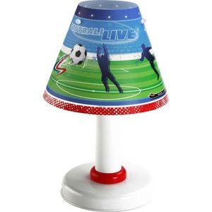 Lampe de chevet FOOT LIONEL MESSI cr/éation artisanale