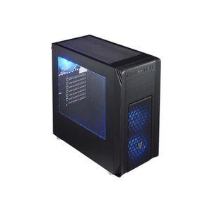 BOITIER PC  FSP CMT230 Tour midi ATX pas d'alimentation (ATX)
