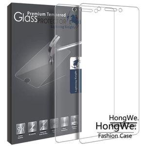 FILM PROTECT. TÉLÉPHONE 2x Huawei Honor 6C Protection d'écran en verre tre