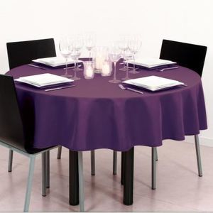 nappe table 4 personnes achat vente nappe table 4 personnes pas cher cdiscount. Black Bedroom Furniture Sets. Home Design Ideas