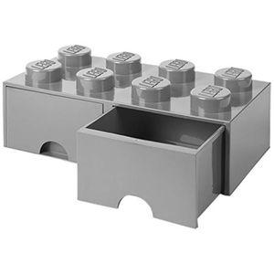 ASSEMBLAGE CONSTRUCTION Jeu D'Assemblage LEGO R1V5F Brique 8 boutons, 2 ti
