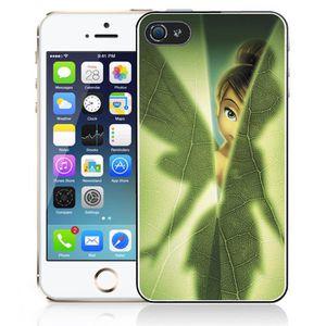 coque iphone 4 4s fee clochette feuille