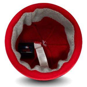 CASQUETTE Bonnet tricoté New Era Boston Red Sox - noir/rouge