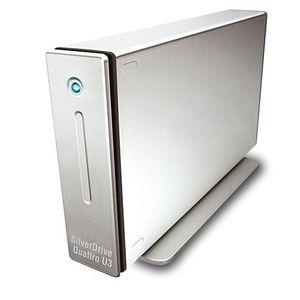 BOITIER POUR COMPOSANT Boîtier disque dur 3,5 Storeva SilverDrive Quat…