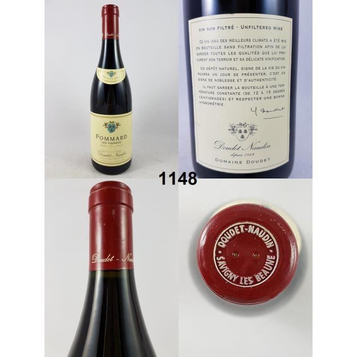 Pommard - Les Vignots - Doudet 2000, Pommard, Rouge