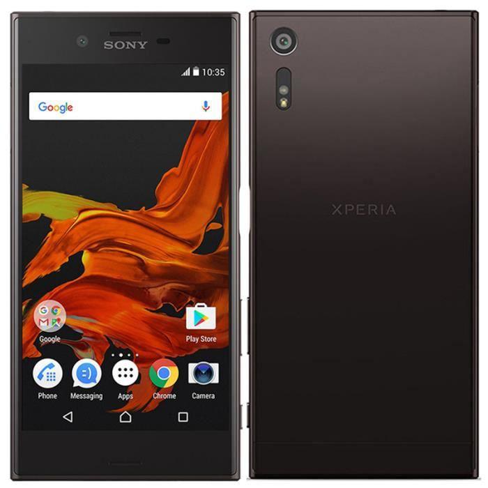 5.2'' Noir Sony Xperia XZ F8331 32GB Smartphone