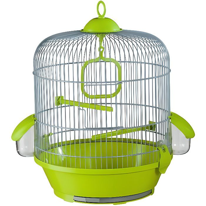 Petite cage ronde pour canaris