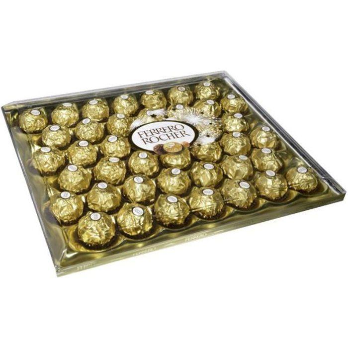 Ferrero Rocher Chocolats 42 pièces 525g