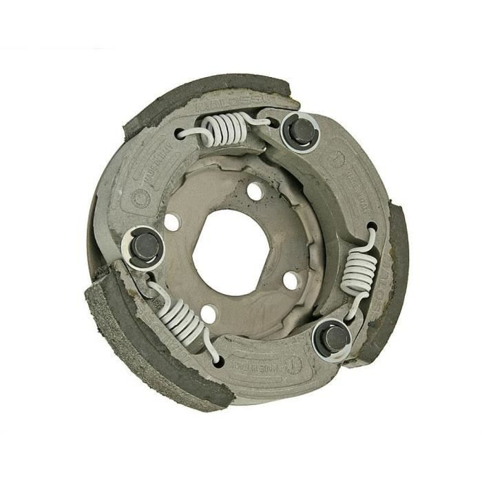 Embrayage MALOSSI Fly Clutch 107mm pour MBK Mach G 50cc, Nitro, Naked, Ovetto, Stunt, PGO Big Max, Hot, PMX