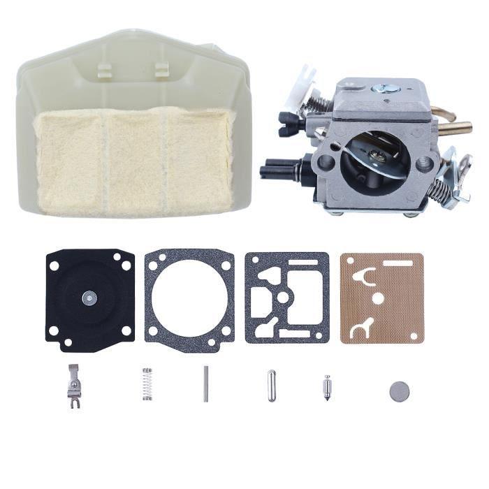 GND-81 Zama Carburateur Diaphragme /& Kit D/'étanchéité Kit Pour Husqvarna 445 445E