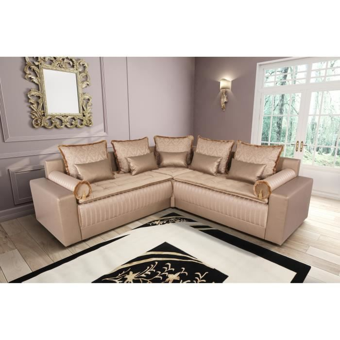 salon marocain atlas gold convertible coffre achat vente canap sofa divan black. Black Bedroom Furniture Sets. Home Design Ideas