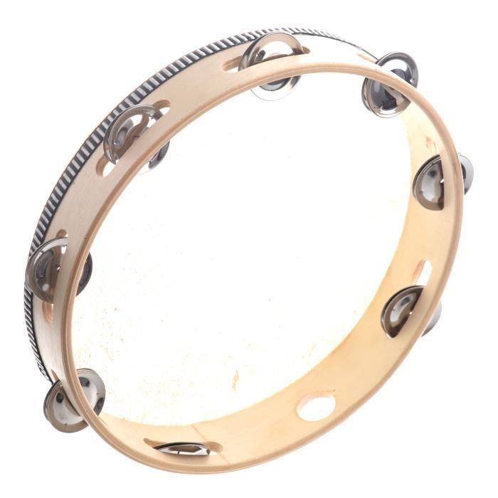 Tambourin Musical Instrument de percussion