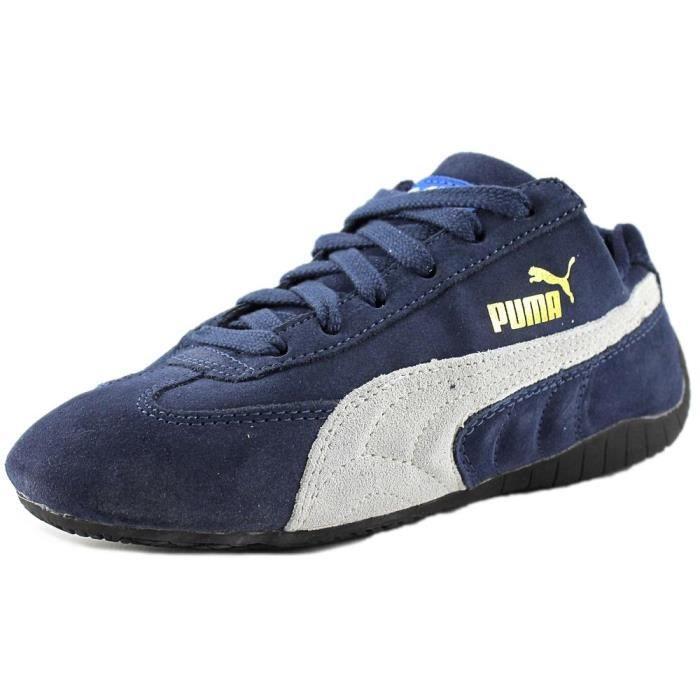chaussure puma en daim