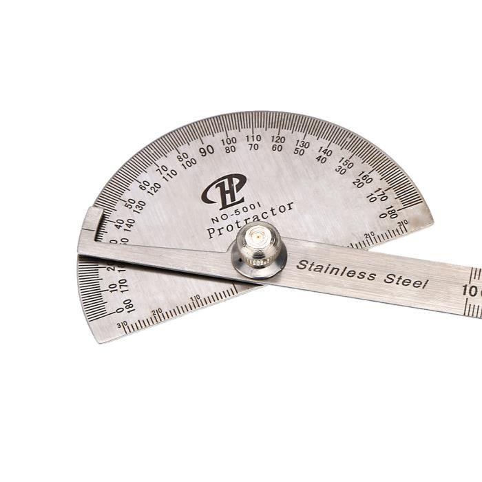 NOUVEAU Ligne métallique 30 cm Ligne d'acier en acier outil de mesure mesure dimension en acier